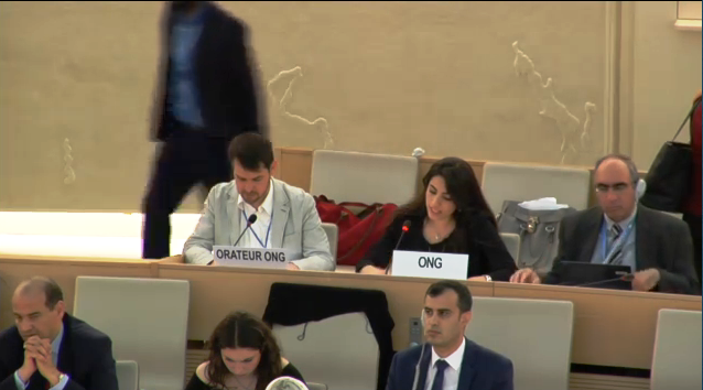 Euro-Med Monitor and COJEP call on Human Rights Council to defend freedom of speech in the Middle East