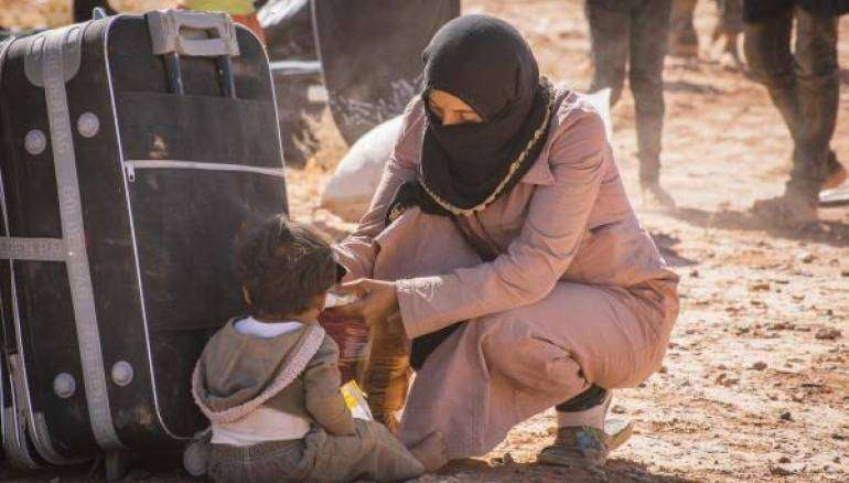 Forced Trading of sex for humanitarian aid in Syria 'Shameful'