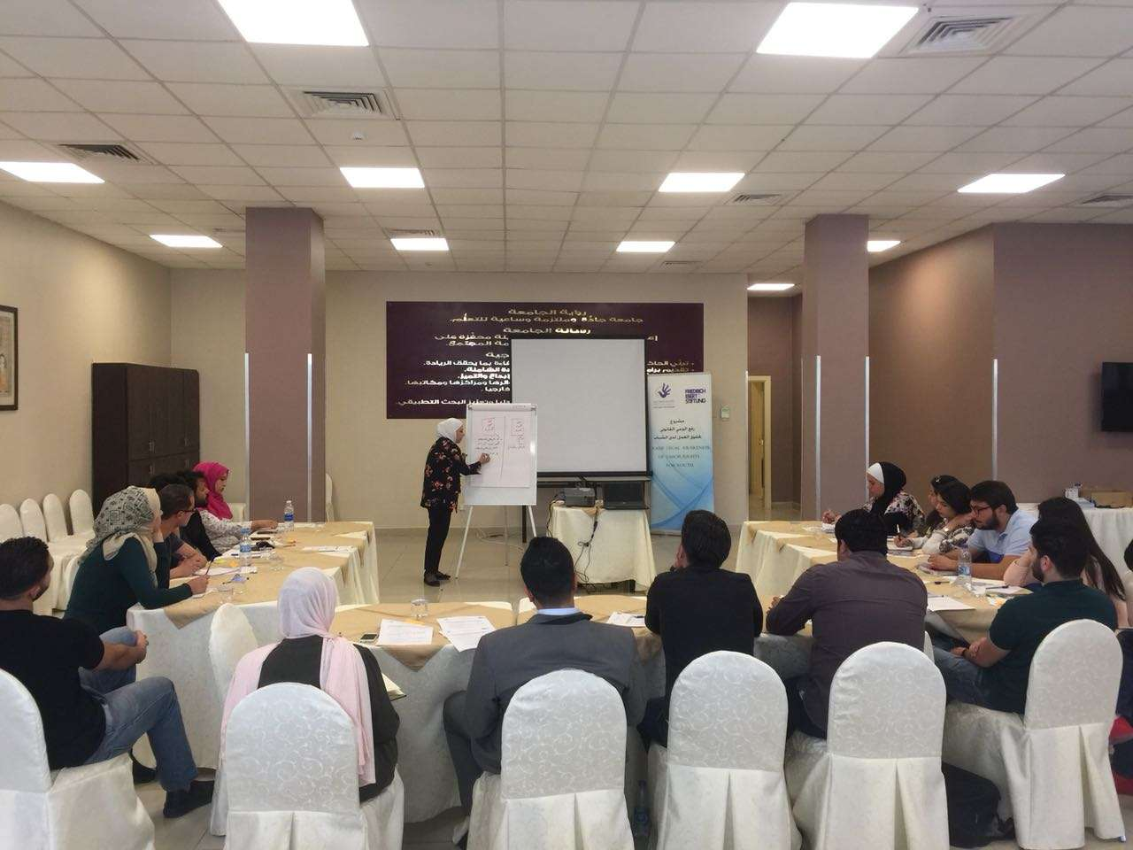 Jordan: Euro-Med Monitor holds first training workshop on youth's labor rights