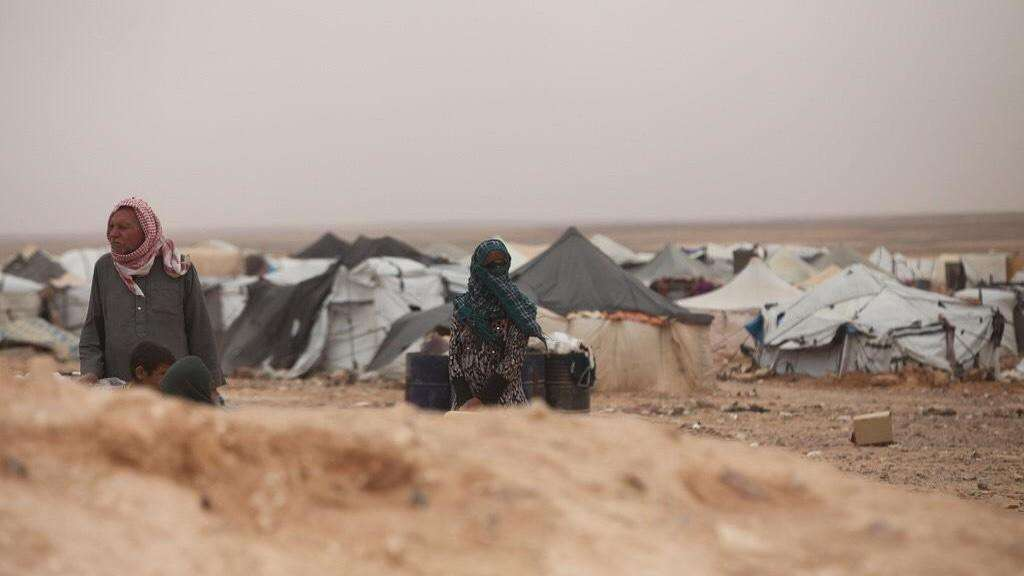 Euro-Med Monitor: Rukban refugee camp on Syria-Jordan border lacks necessities of life, unfit for life after 9 deaths recorded