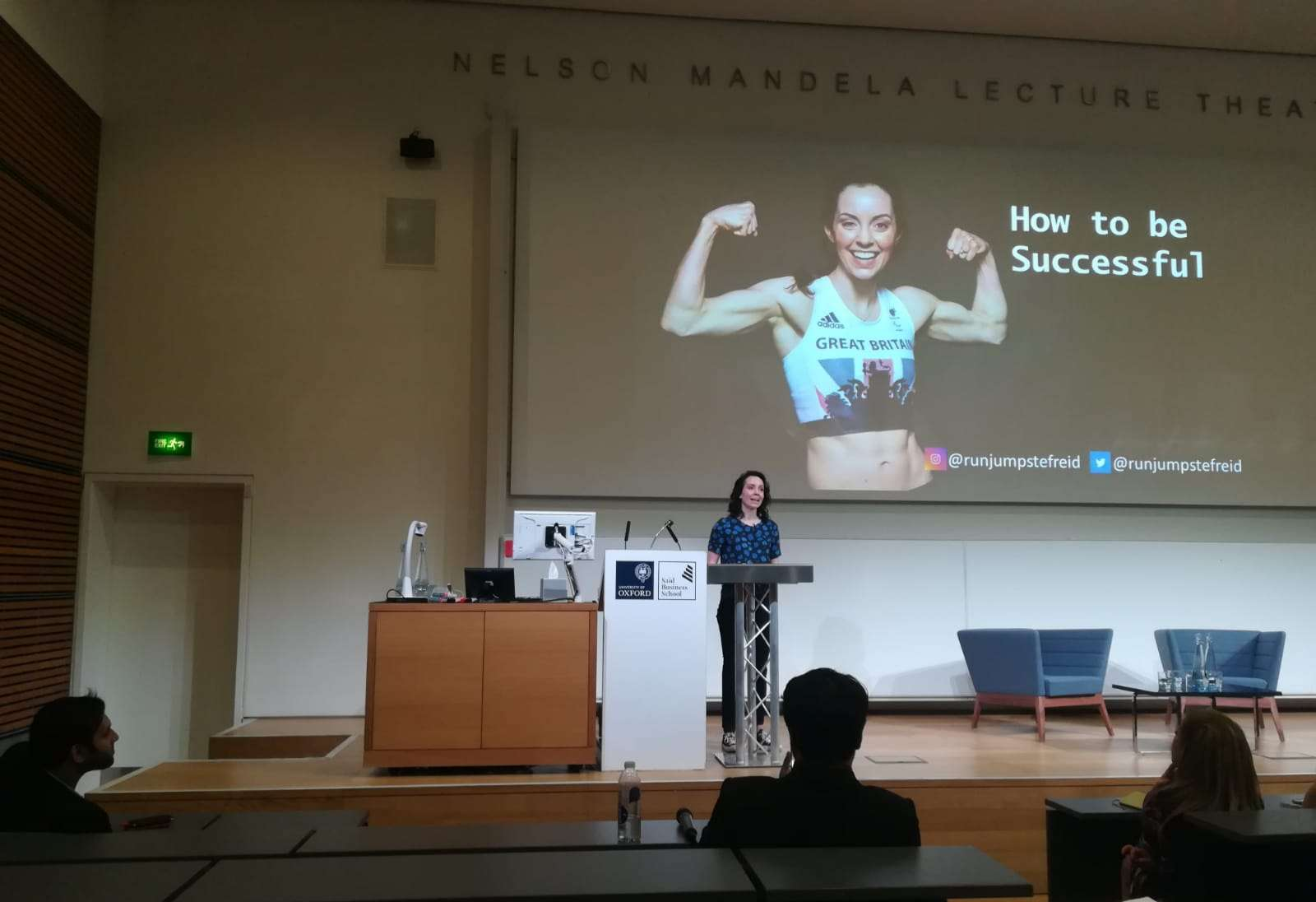 Euro-Med Monitor attends World Conference of Women Leaders at University of Oxford