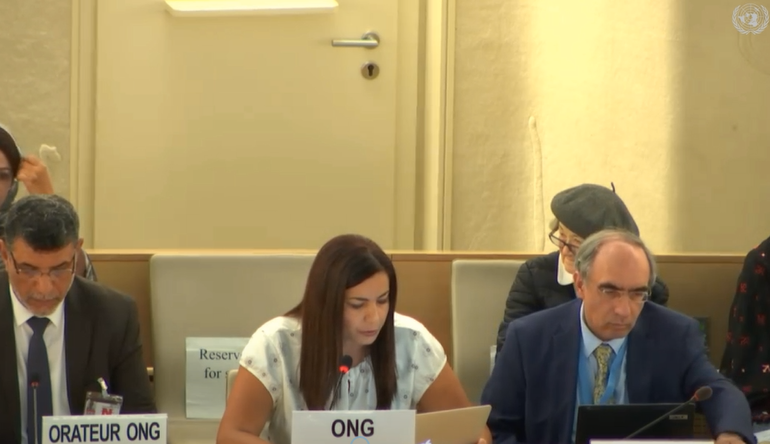 At UNHRC: Euro-Med raises the issue of forcibly disappeared Palestinians in Saudi Arabia