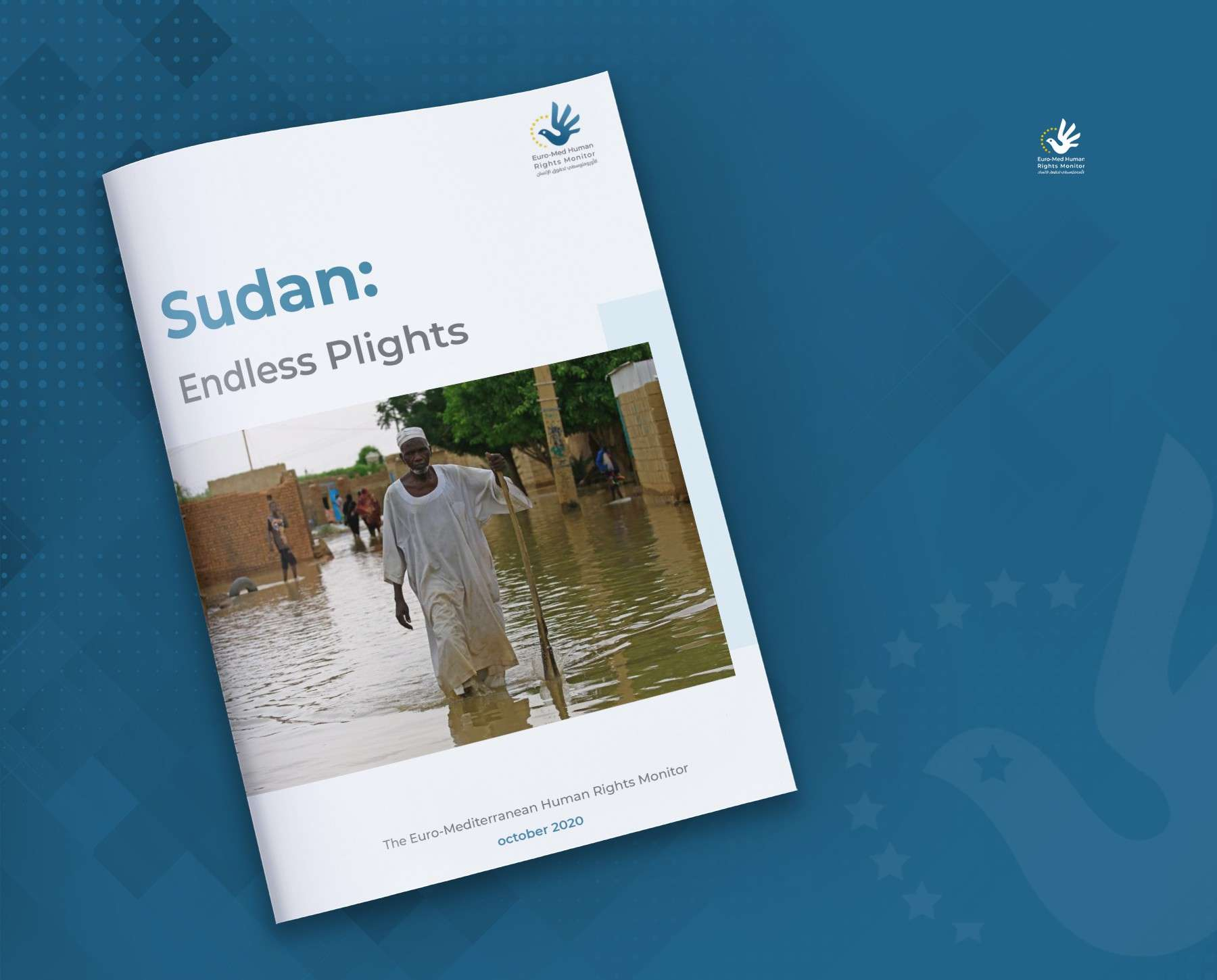 """""""Endless Plights"""": a new report monitoring the impact of numerous crises on the lives of Sudanese"""