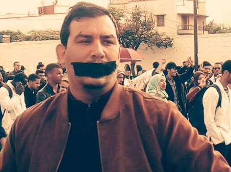 Morocco.. arresting activist violates freedom of opinion and expression