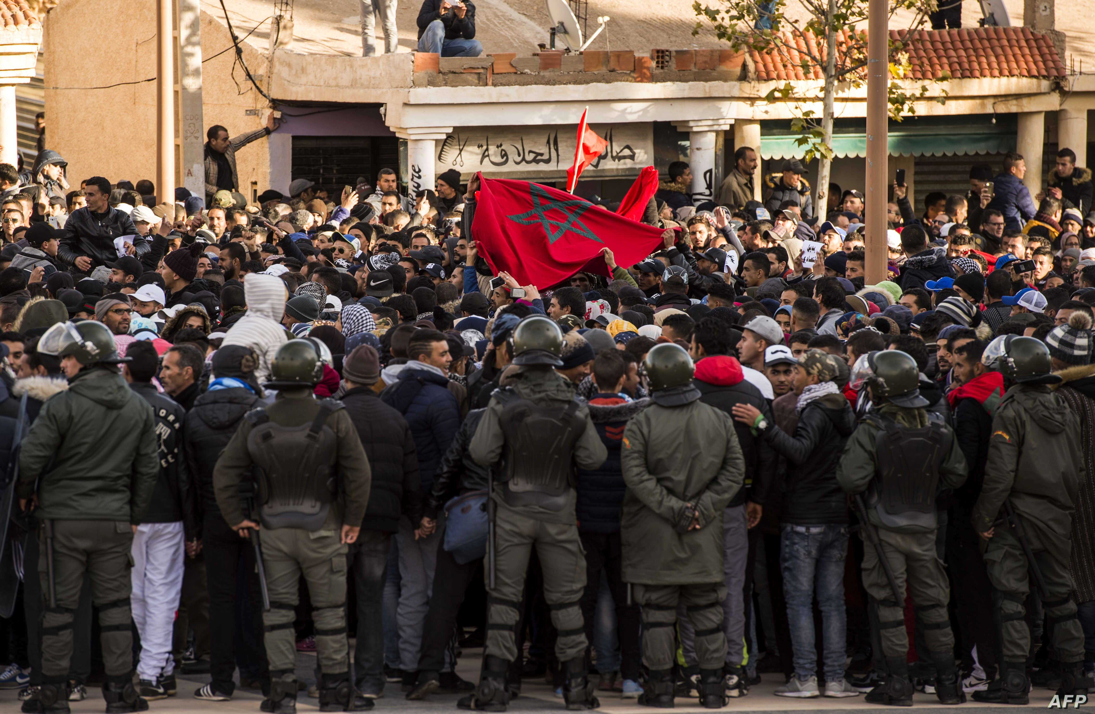 Morocco.. Euro-Med Monitor condemns the ill-treatment of Hirak Rif detainees