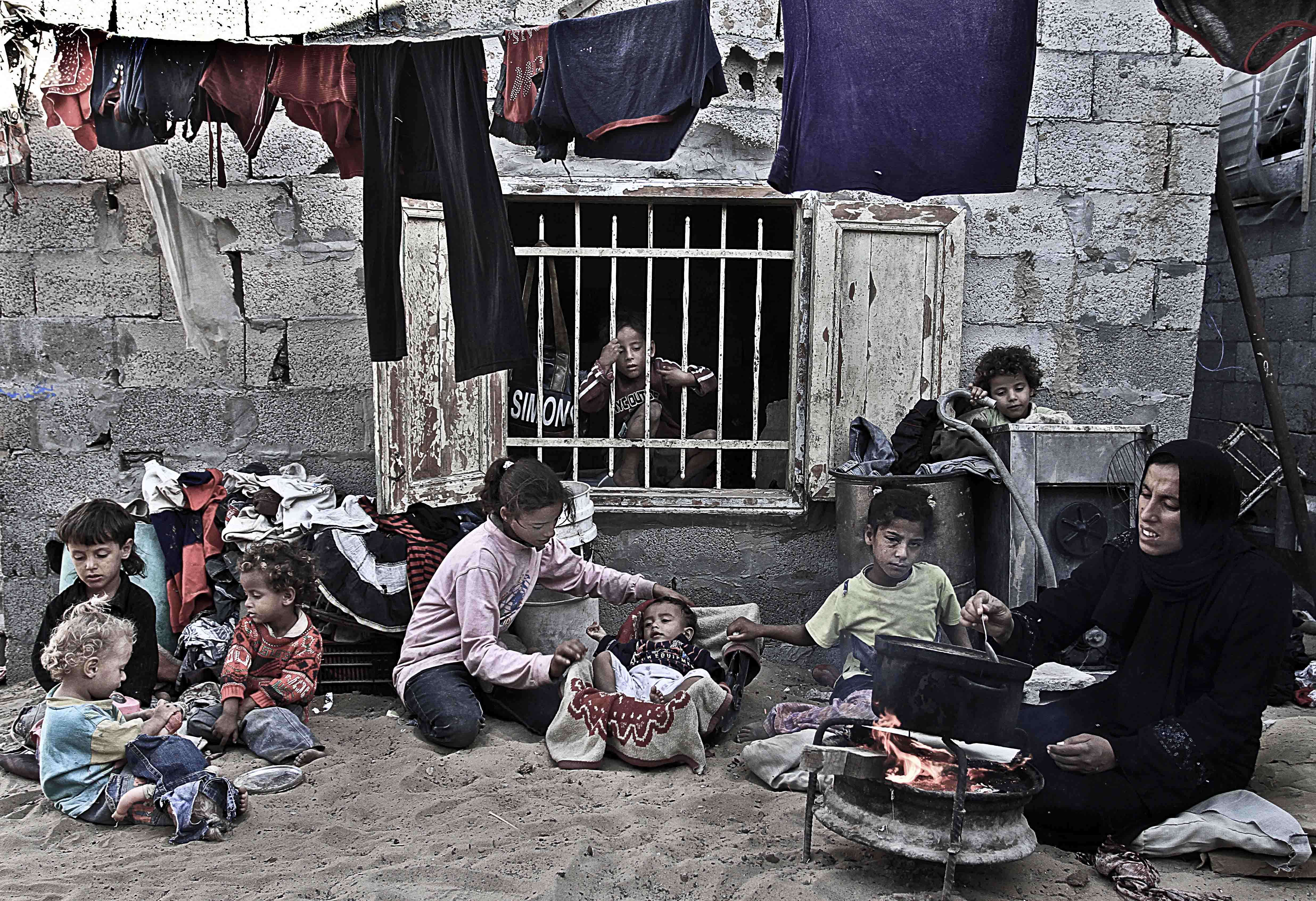"""The Palestinian Women of Gaza Speak Out: """" The Blockade Threatens Every Aspect of Our Lives"""""""
