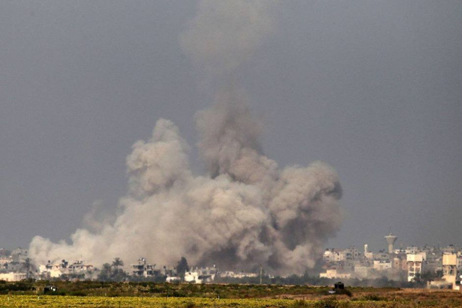 Euro-Med Monitor Team Documents Gaza Massacres on the Ground