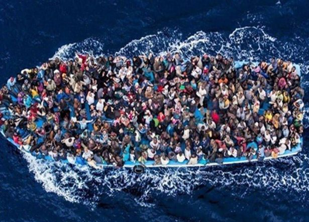 One Migrant drowns every 4 hours in the Mediterranean