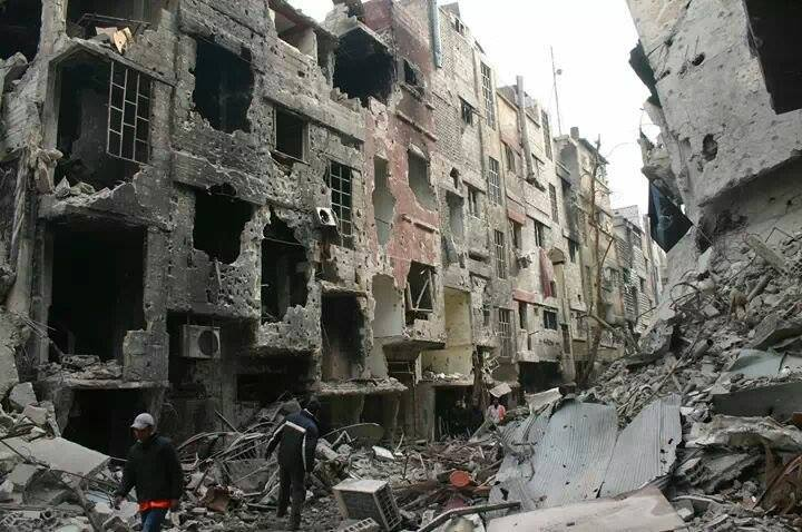 Euro-Mid: Safe exit must be assured for Yarmouk Palestinians